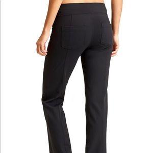 athleta metro leggings black  size XS